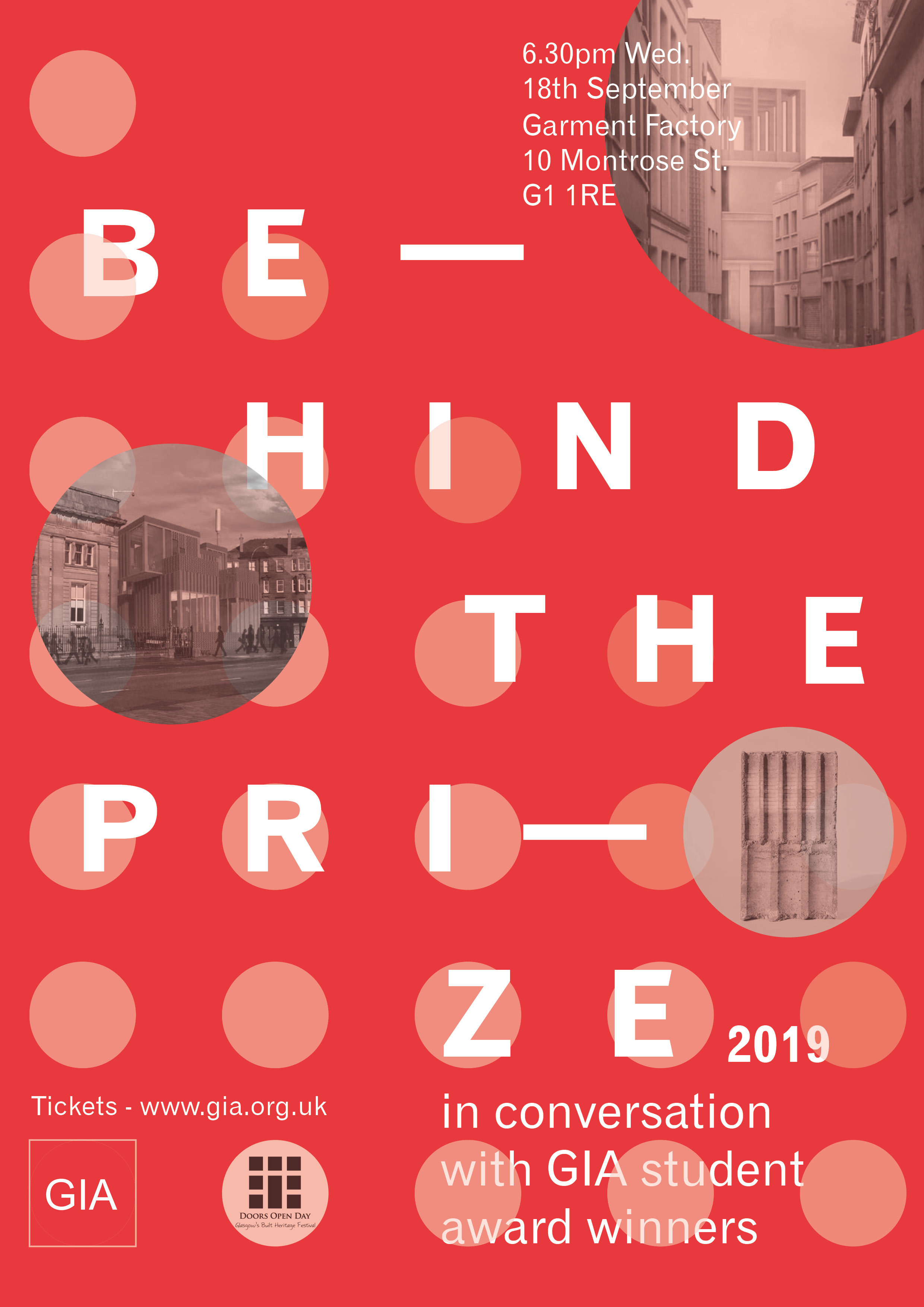 BEHIND THE PRIZE - IN CONVERSATION WITH GIA STUDENT AWARD WINNERS