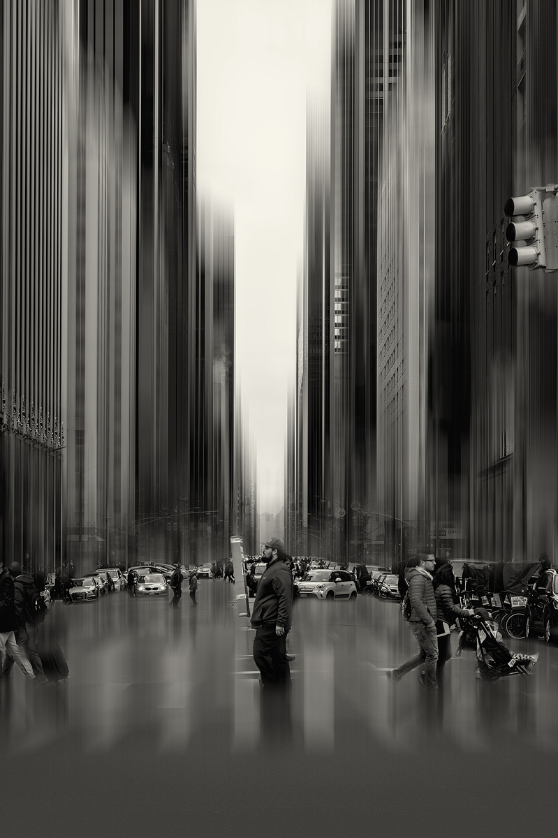 Taishoku V [退色], 2015, New York Beyond Monochrome Exhibit