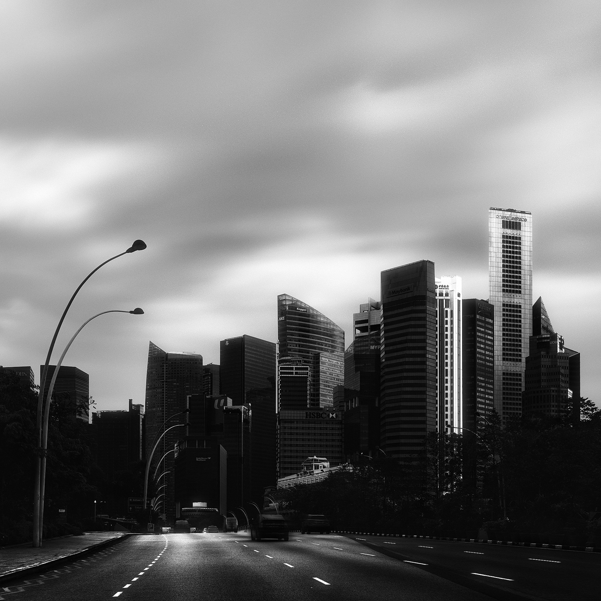 Vision Symphony III - Light and Shadows - Singapore Heights