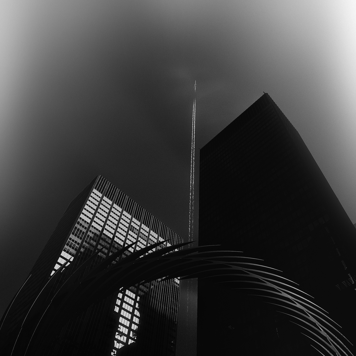 NYC Perspective - Arc Spike, New York, 2015