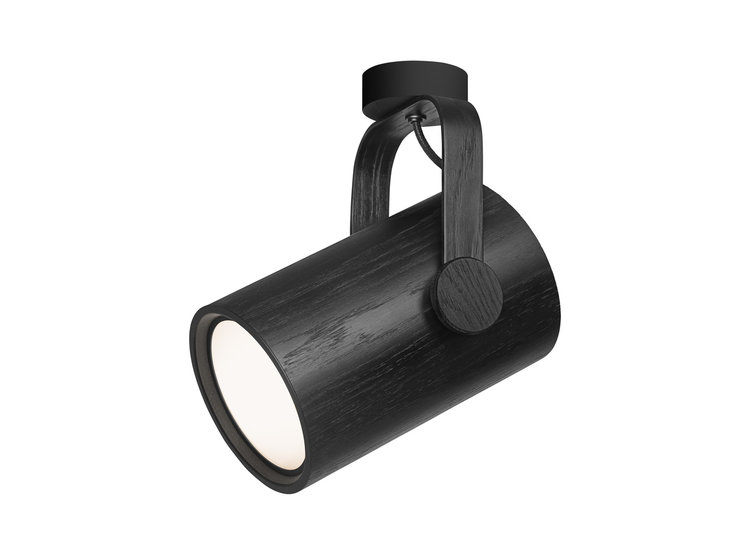 Wood spotlight - Tak