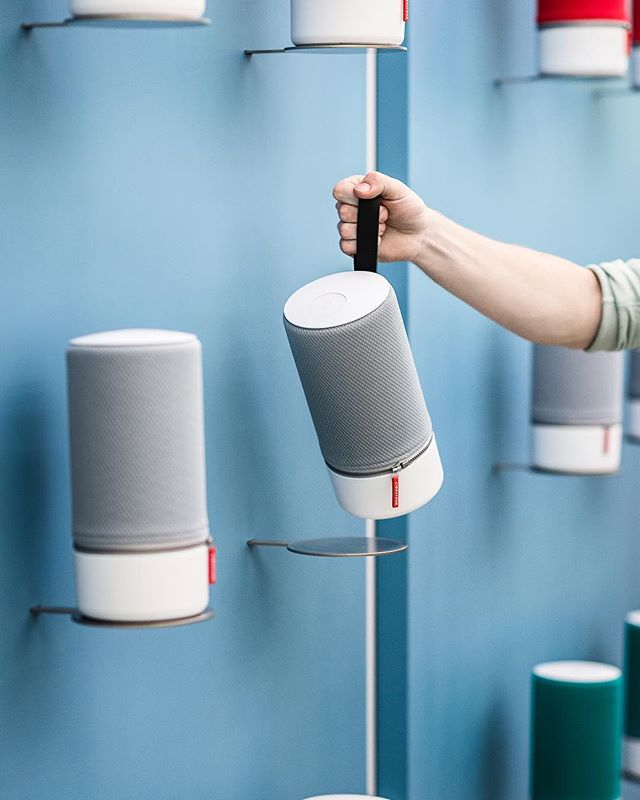 We are very proud of the detail level at our spatial design for @libratone.  Also a big thanks to @twentytenstudio who was in charge of the latest visual identity for @libratone  Photos by @hetoft