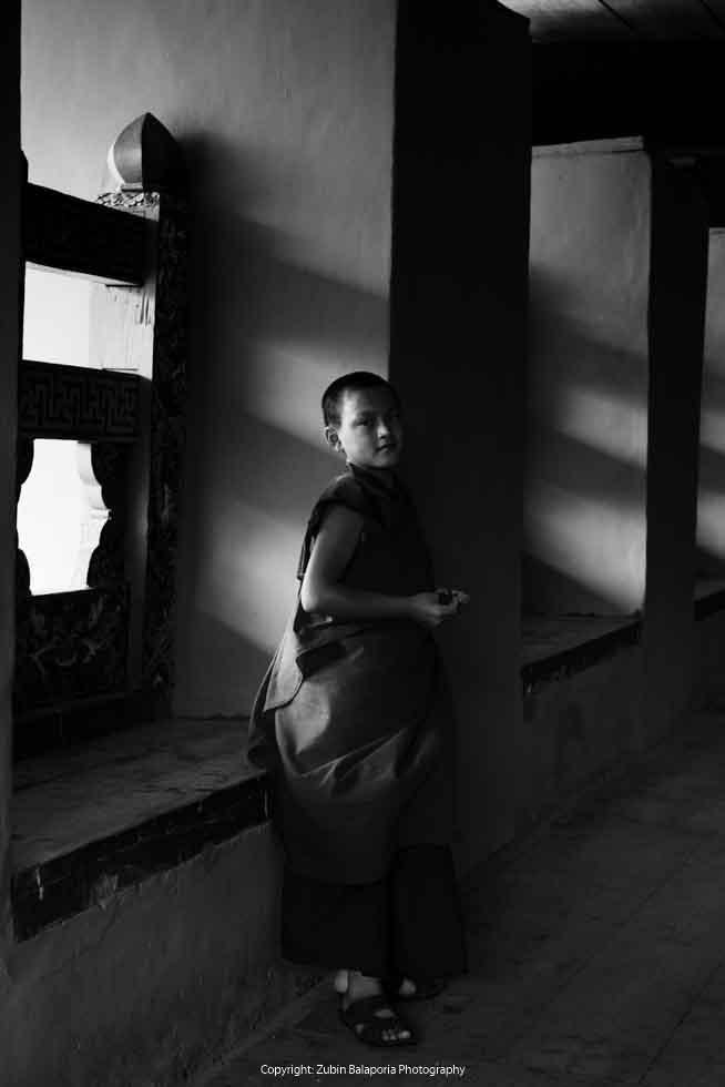 Of Light & Shadow - The Pillar Monks