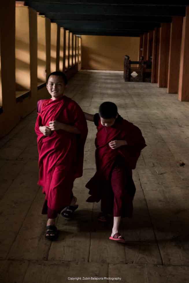 The Pillar Monk Boys