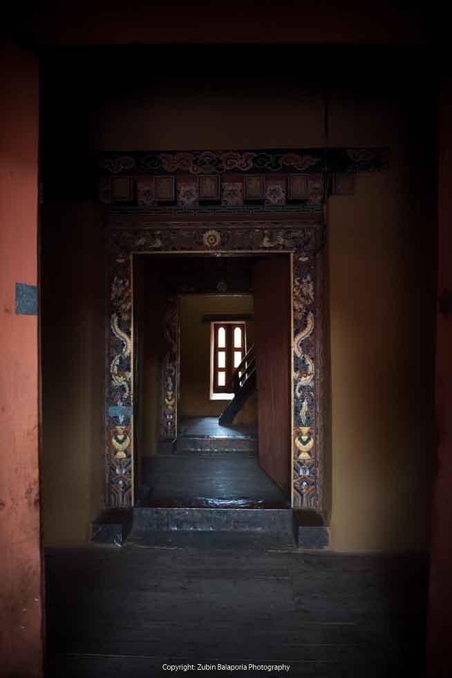 Gompa Door 02