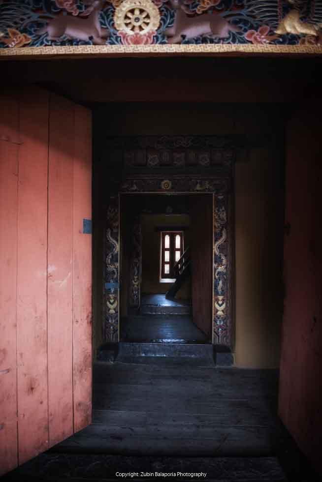 Gompa Door 01