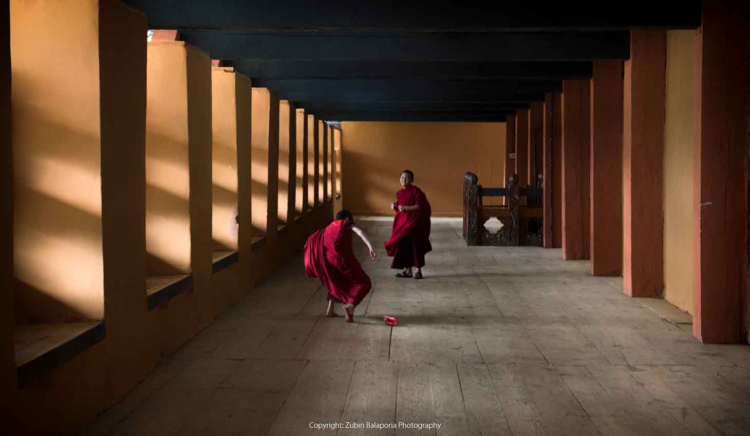 Game of Monks