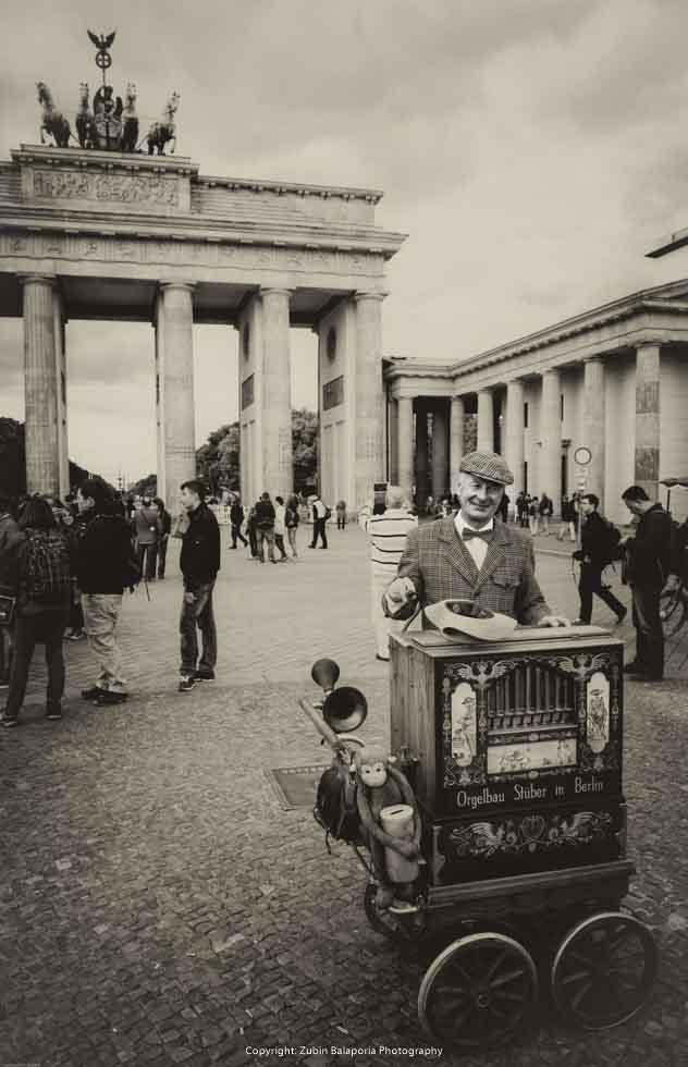 Berliner Organ Grinder