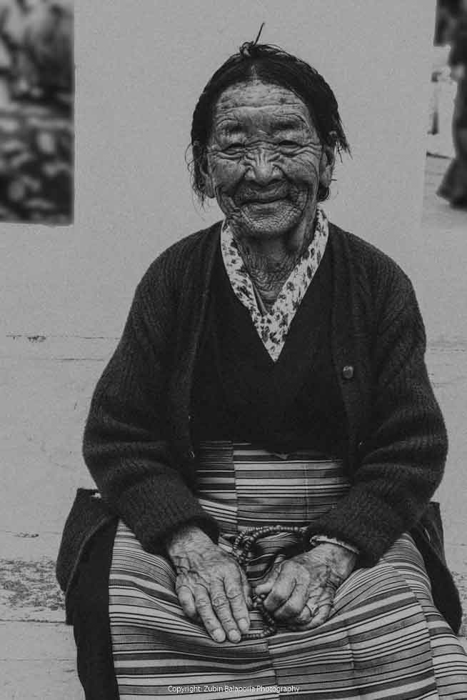 The Ancient Lady of Thimphu 01