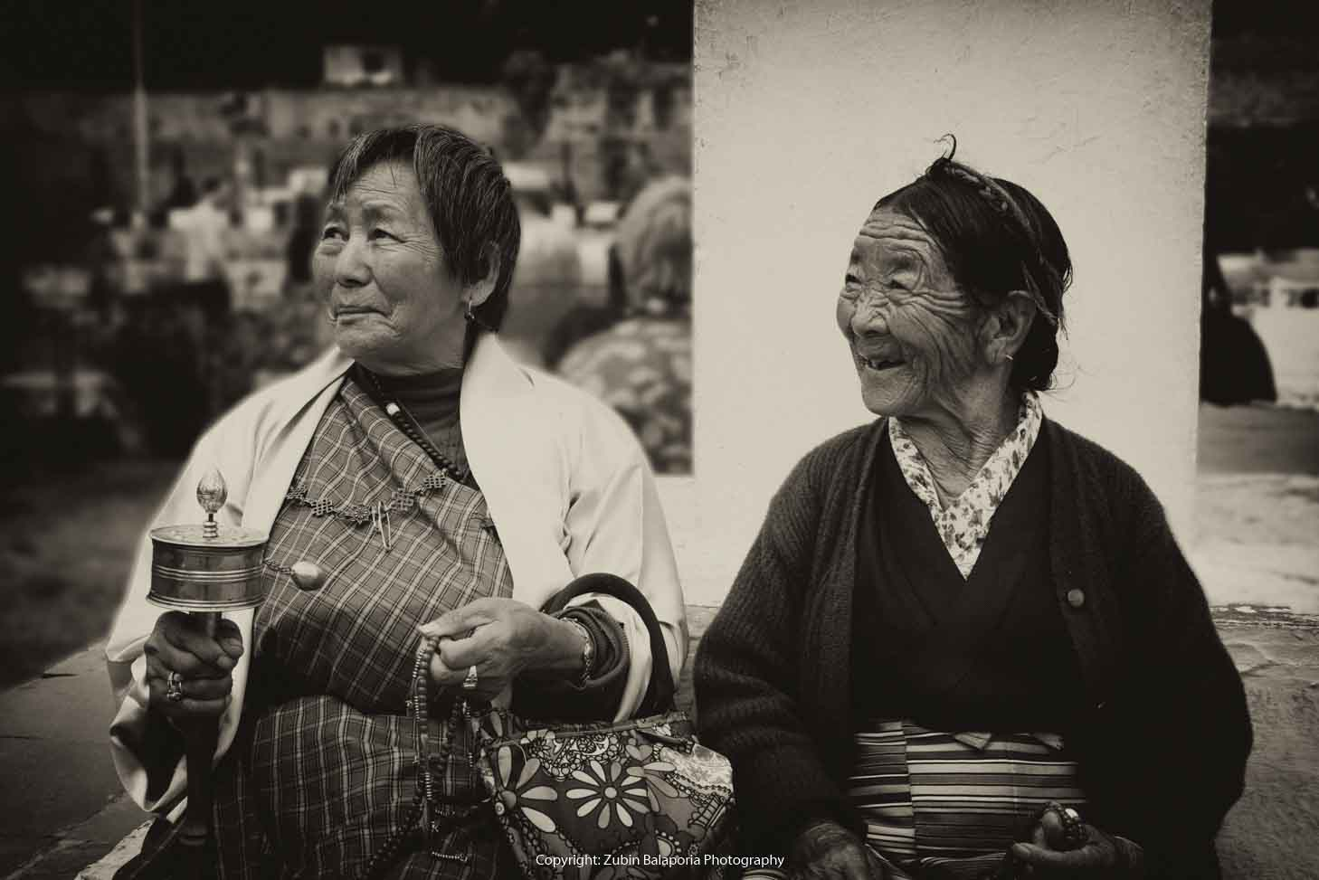 The Sisters of Thimphu