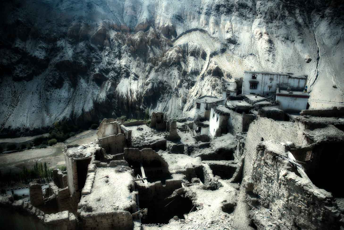 The Ruins of Temisgang