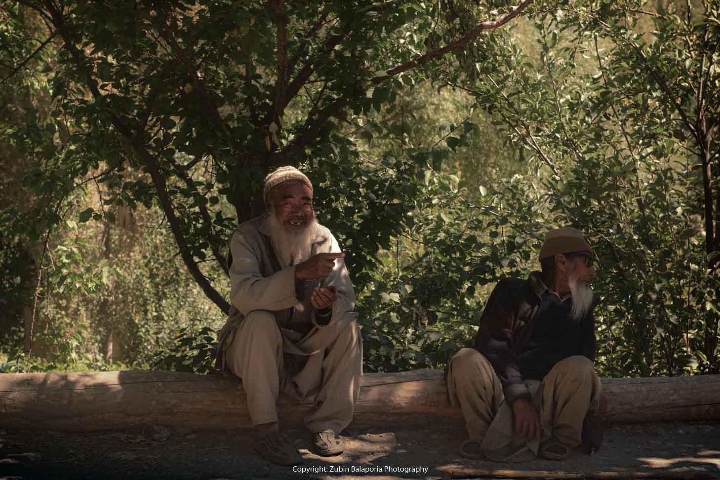 Two Wise Men of Turtuk