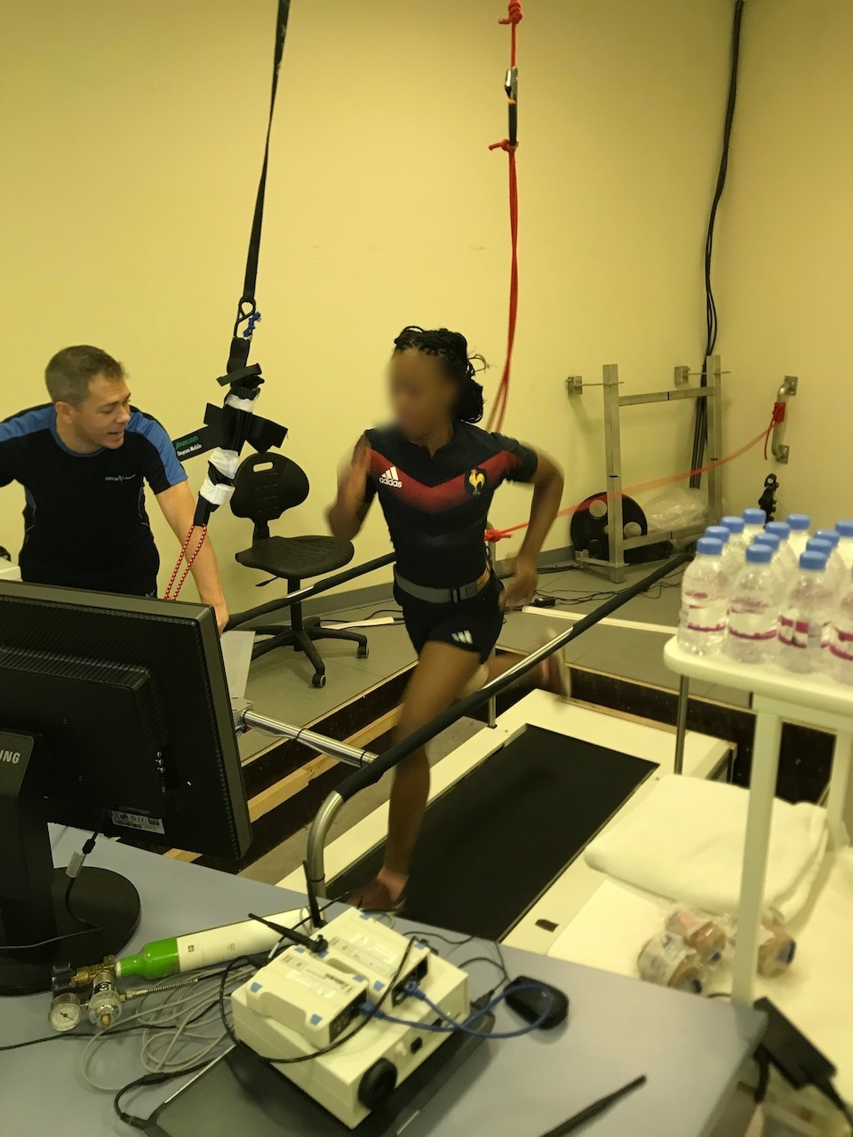 Optimising repeated sprint training in hypoxia in Rugby 7 -