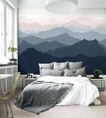 The Mountain Mural - What I was looking to copy.