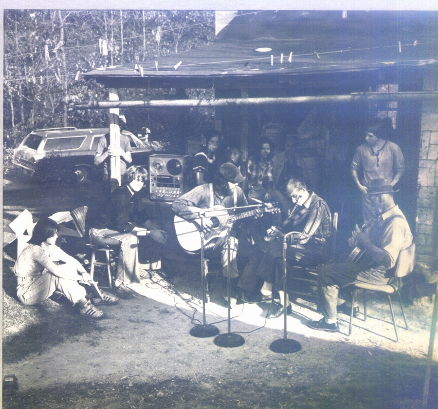 Pine Breeze Recordings - Teenagers at mental health institute made field recordings of traditional mountain music in late 70s and early 80s.