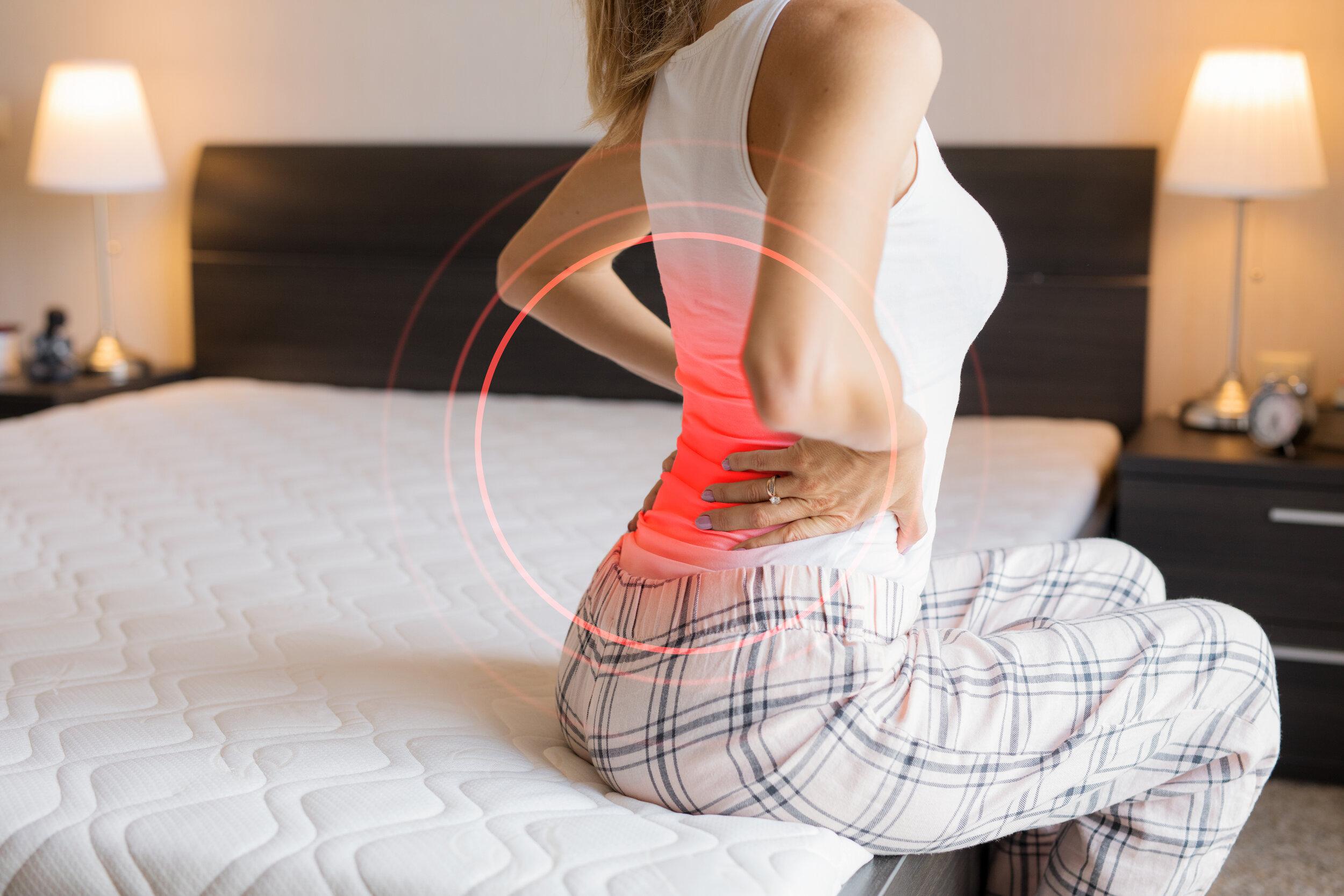 Relieve Pain & Improve Sleep