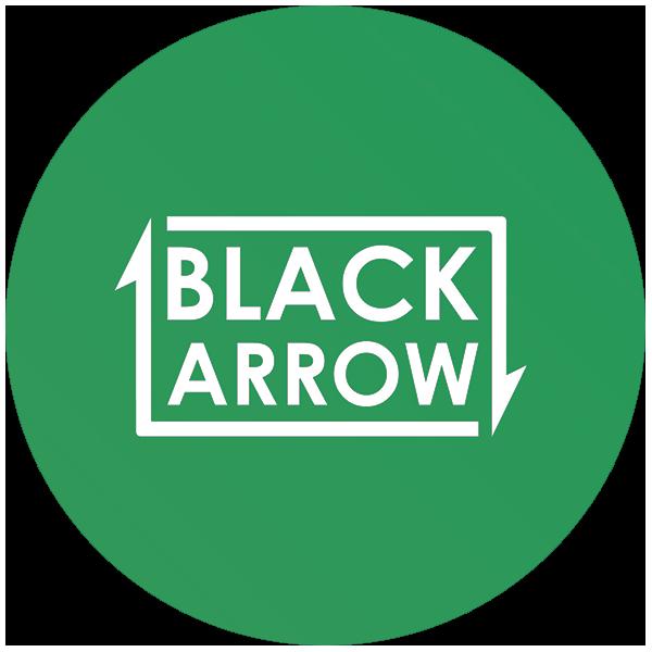 Circular Black Arrow Logo.png