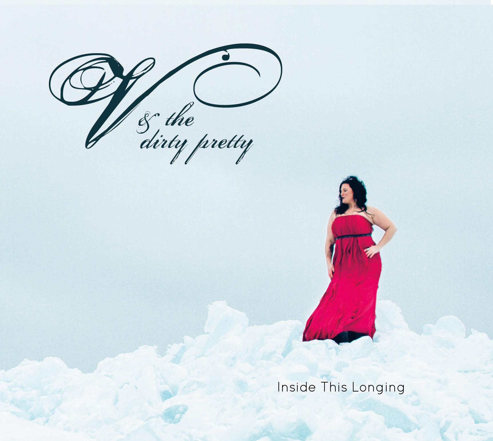 V & the Dirty Pretty - Album Cover