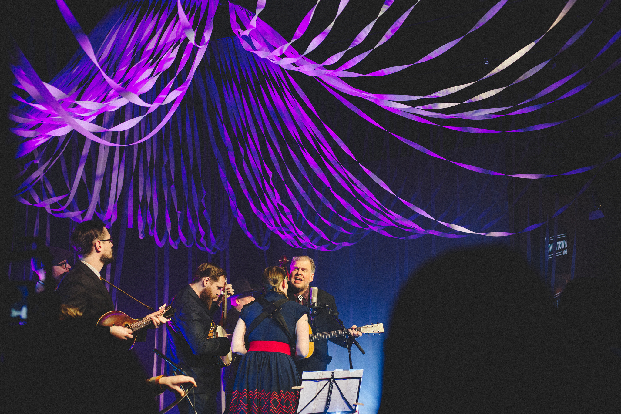 The Roe Family Singers for TPT's The Lowertown Line