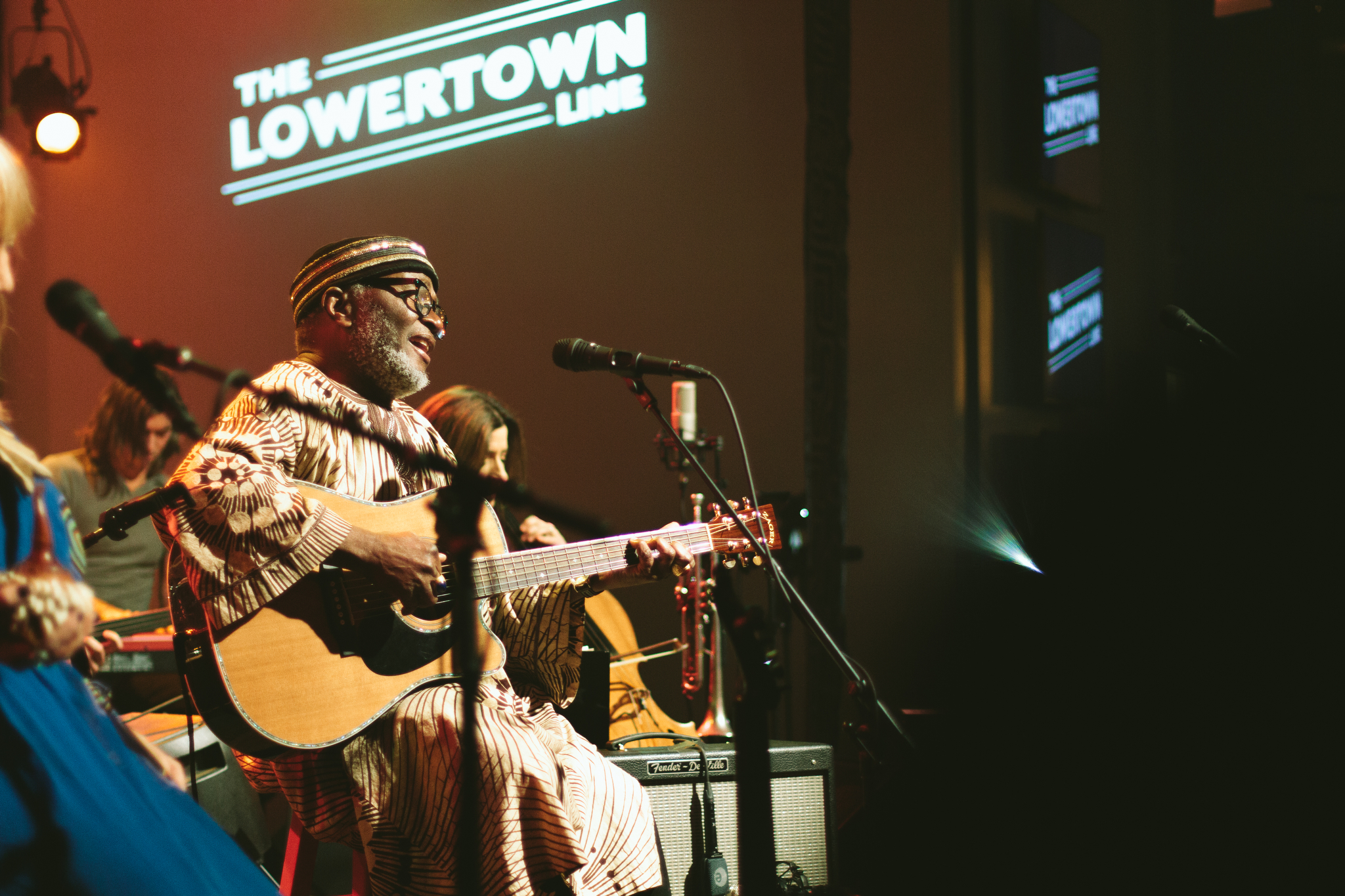 Minneapolis musician Siama Matuzungidi