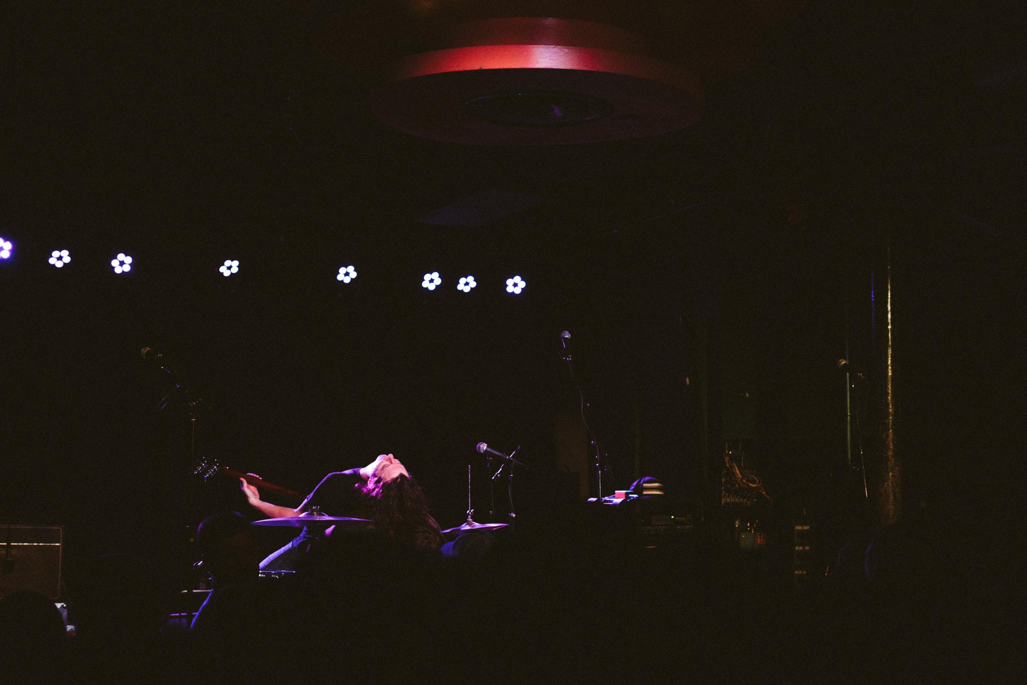 The 4onthefloor at the Turf Club in Saint Paul, Minnesota