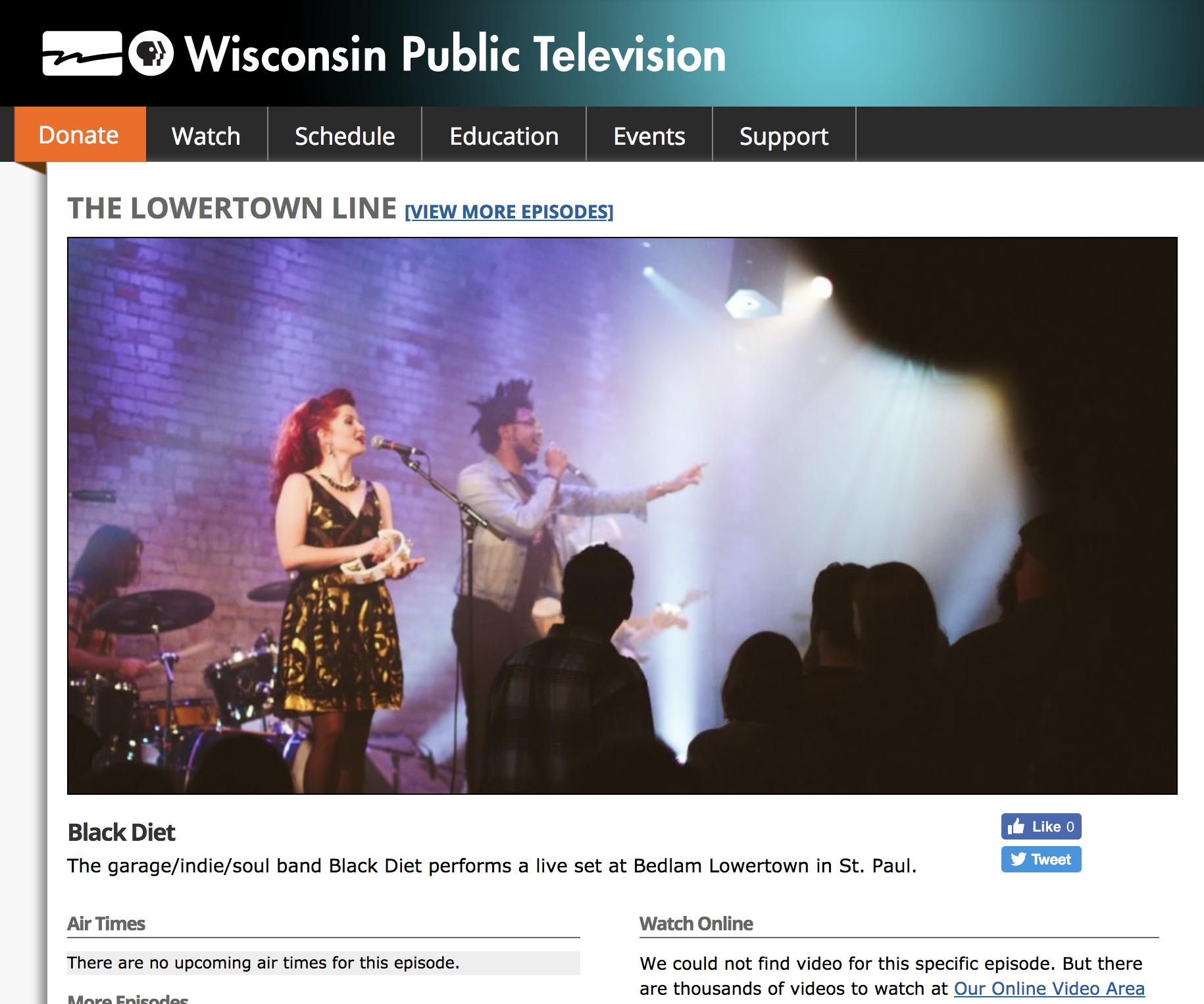 Wisconsin Public Television