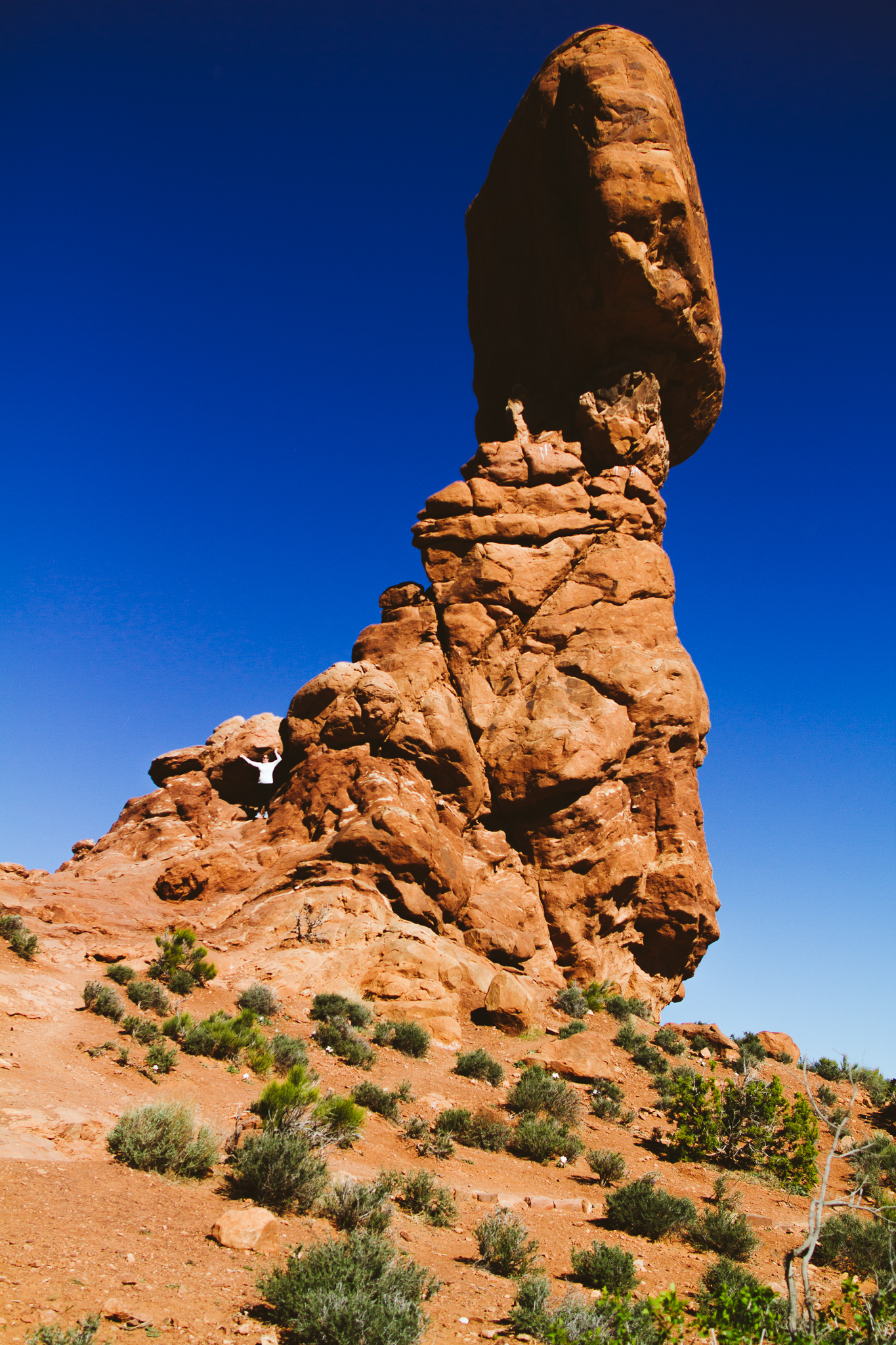 Arches National Park in Moab, Utah Adventure Road Trip Photographer