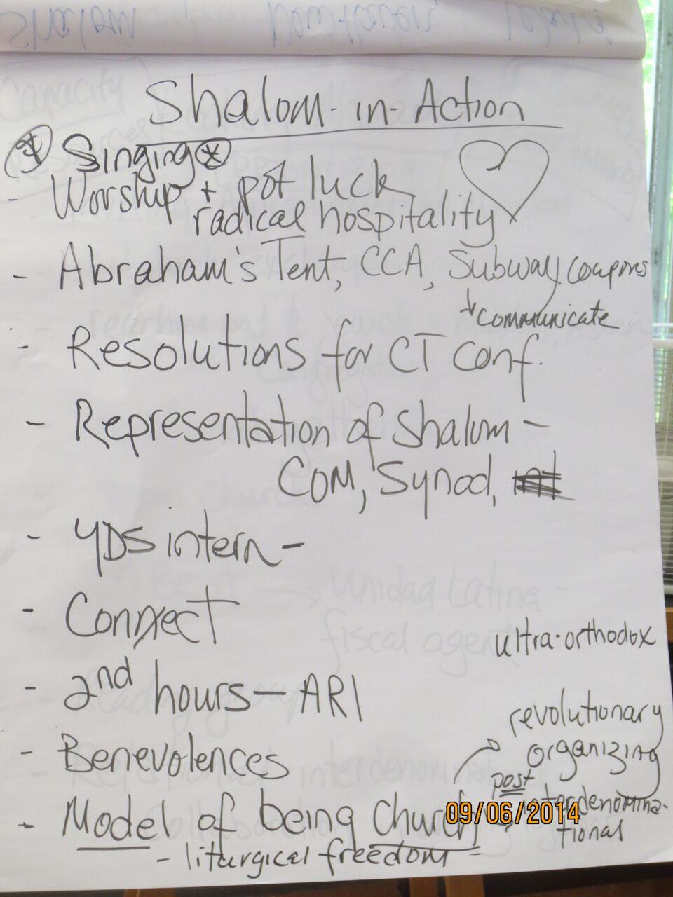 Retreat Notes 2014.JPG
