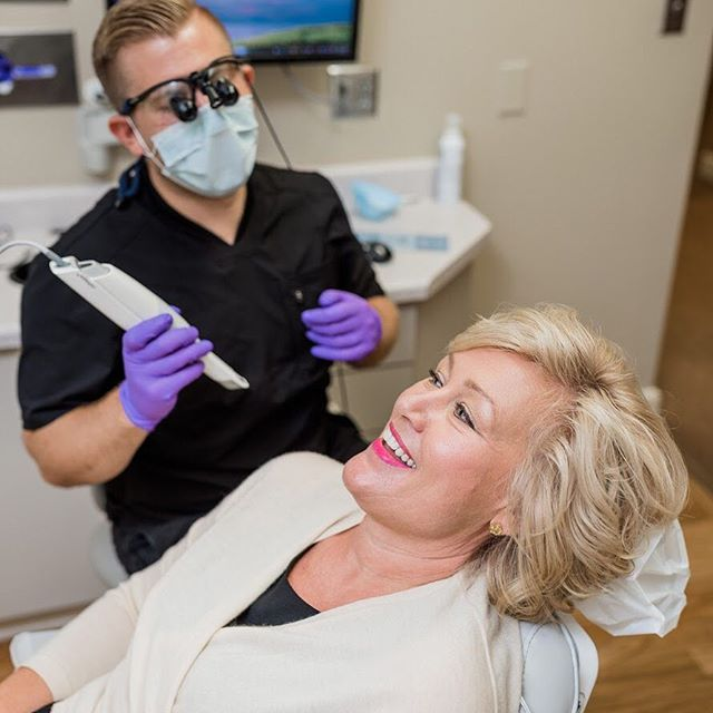 We've been busy today with smile makeovers! Have you been wondering what it would take for a brighter, healthier smile? Give us a call for a consultation. We'd love to answer all your questions. 371-3443 #KusekDentistry