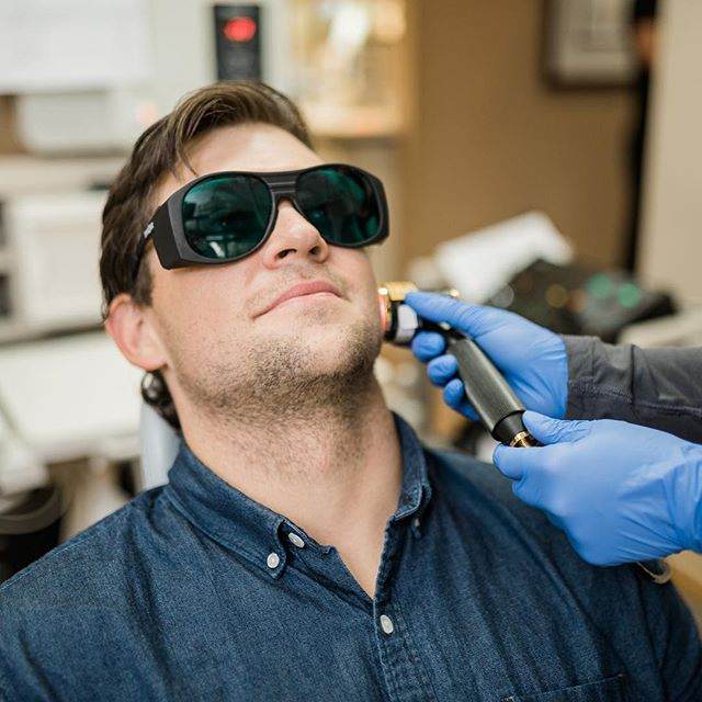 At Kusek Family & Implant Dentistry we pride ourselves on learning and implementing the newest and most innovative technologies. By utilizing dental lasers in our practice we are able to deliver patients a much more comfortable experience with markedly increased healing time. #DrKusek