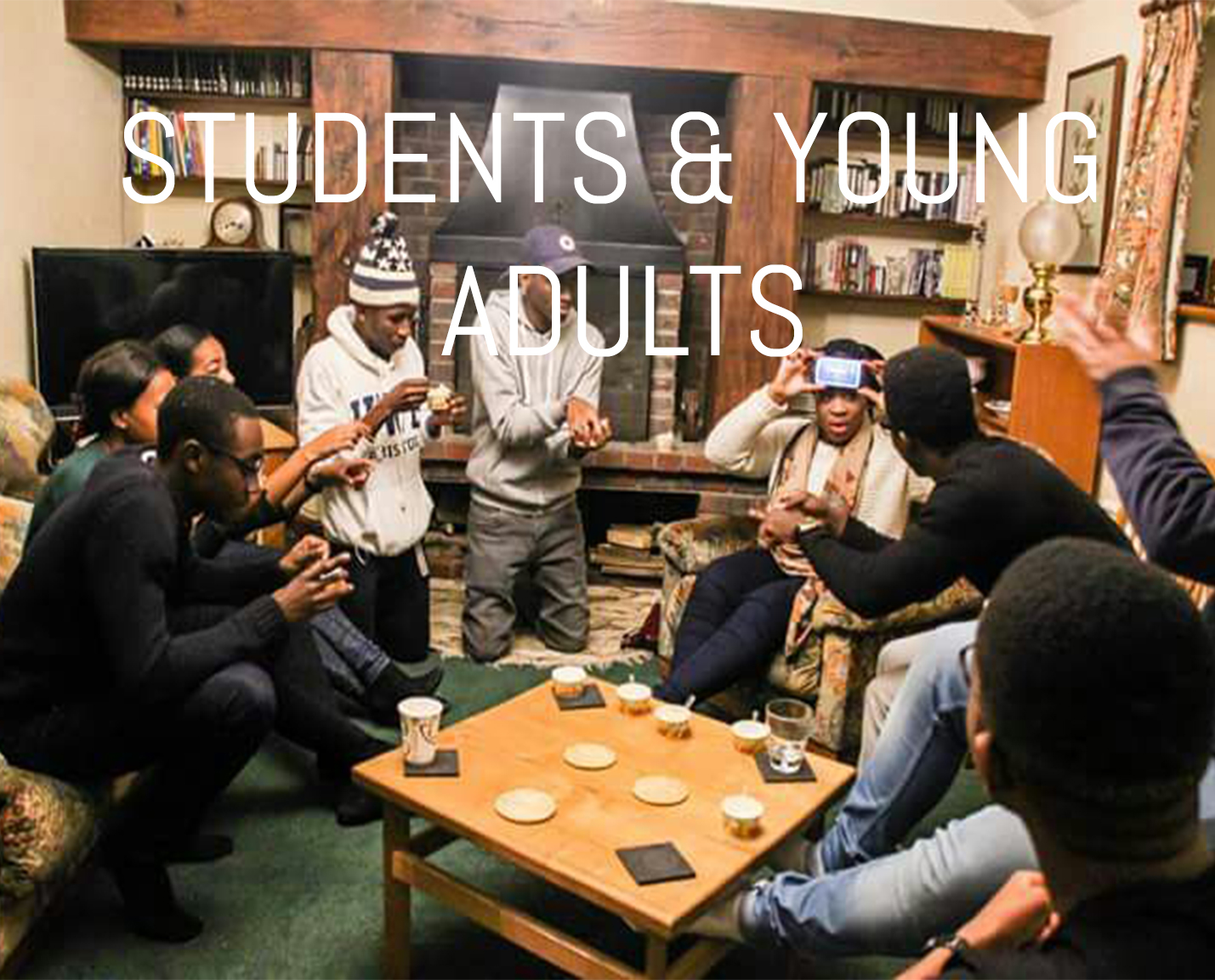 We understand that being a student can be tough so why not come along and get some home cooked food! We explore God's word together and have a good time!  Day:  Wednesdays   Time:  7:30PM - 9:30PM