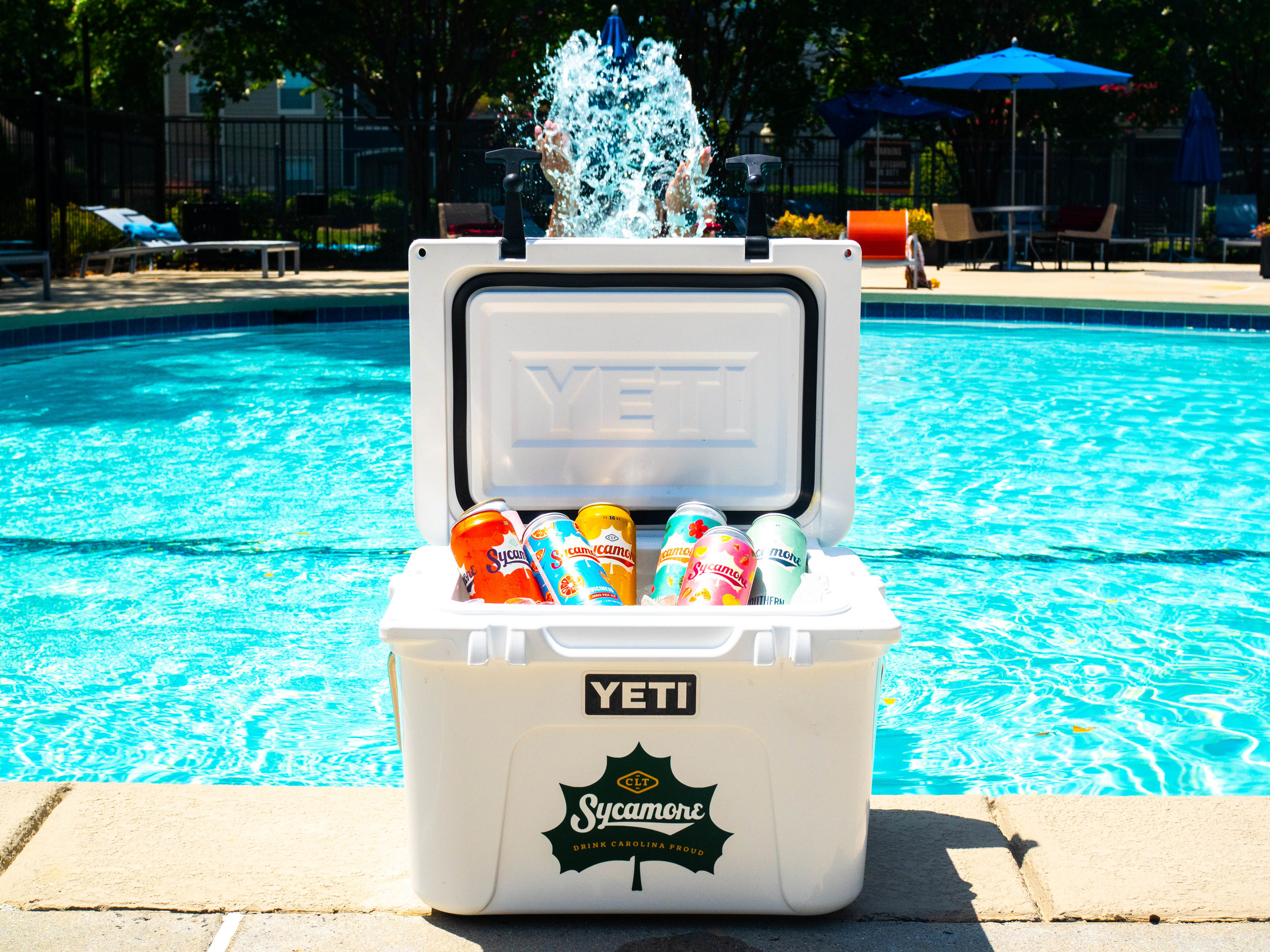 Yeti Giveaway! — Sycamore Brewing