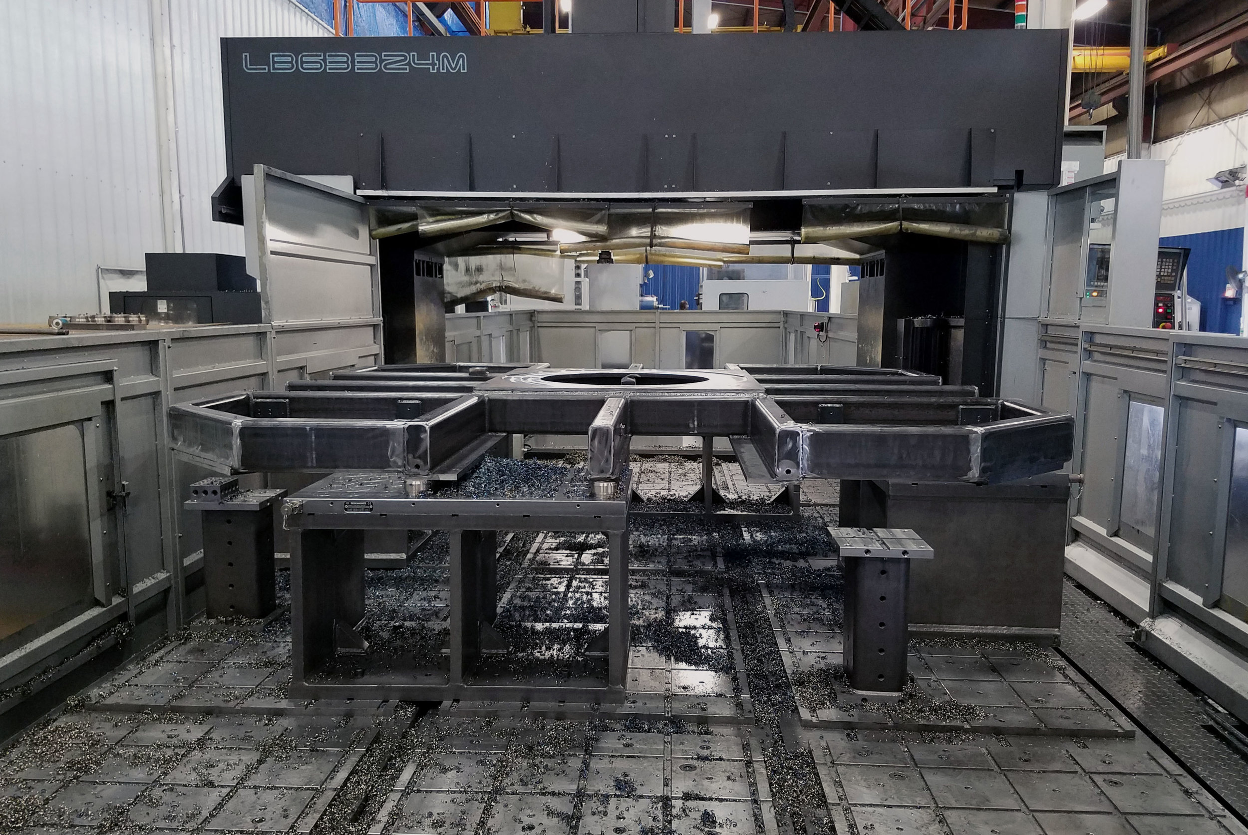 Total Metal Solutions Milling