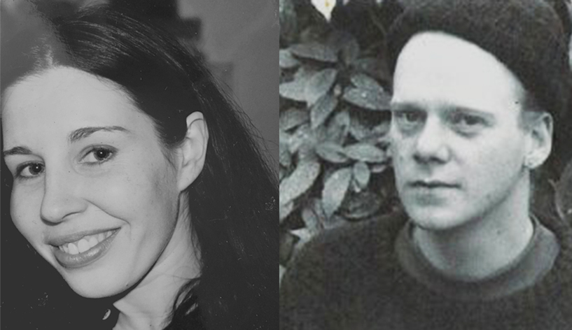 Kate Southworth & Patrick Simons, Glorious Ninth, in the early days
