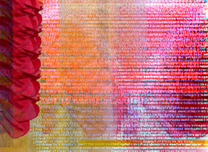 KS, Flowers (Cross), 2001. Digital Image