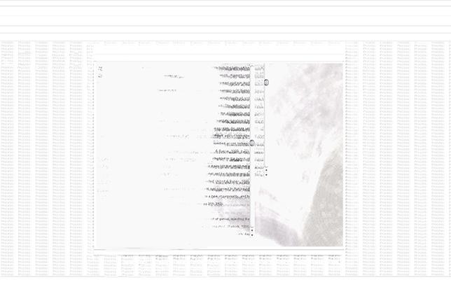 She is Code Series (#9), 2016. Digital Image