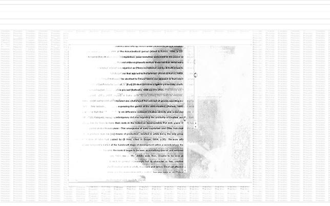 She is Code Series (#11), 2016. Digital Image