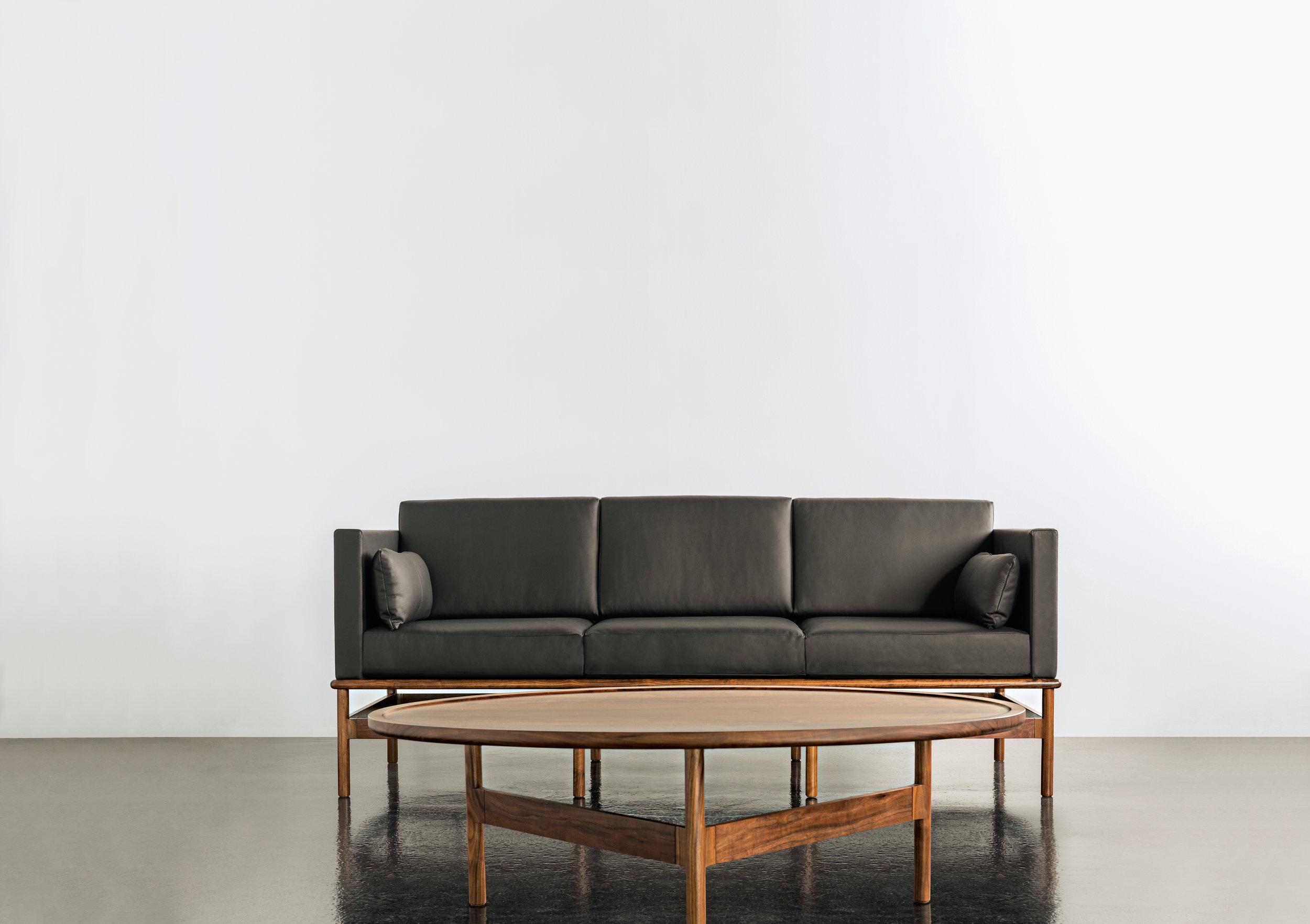 > Hartford Sofa and Coffee Table.