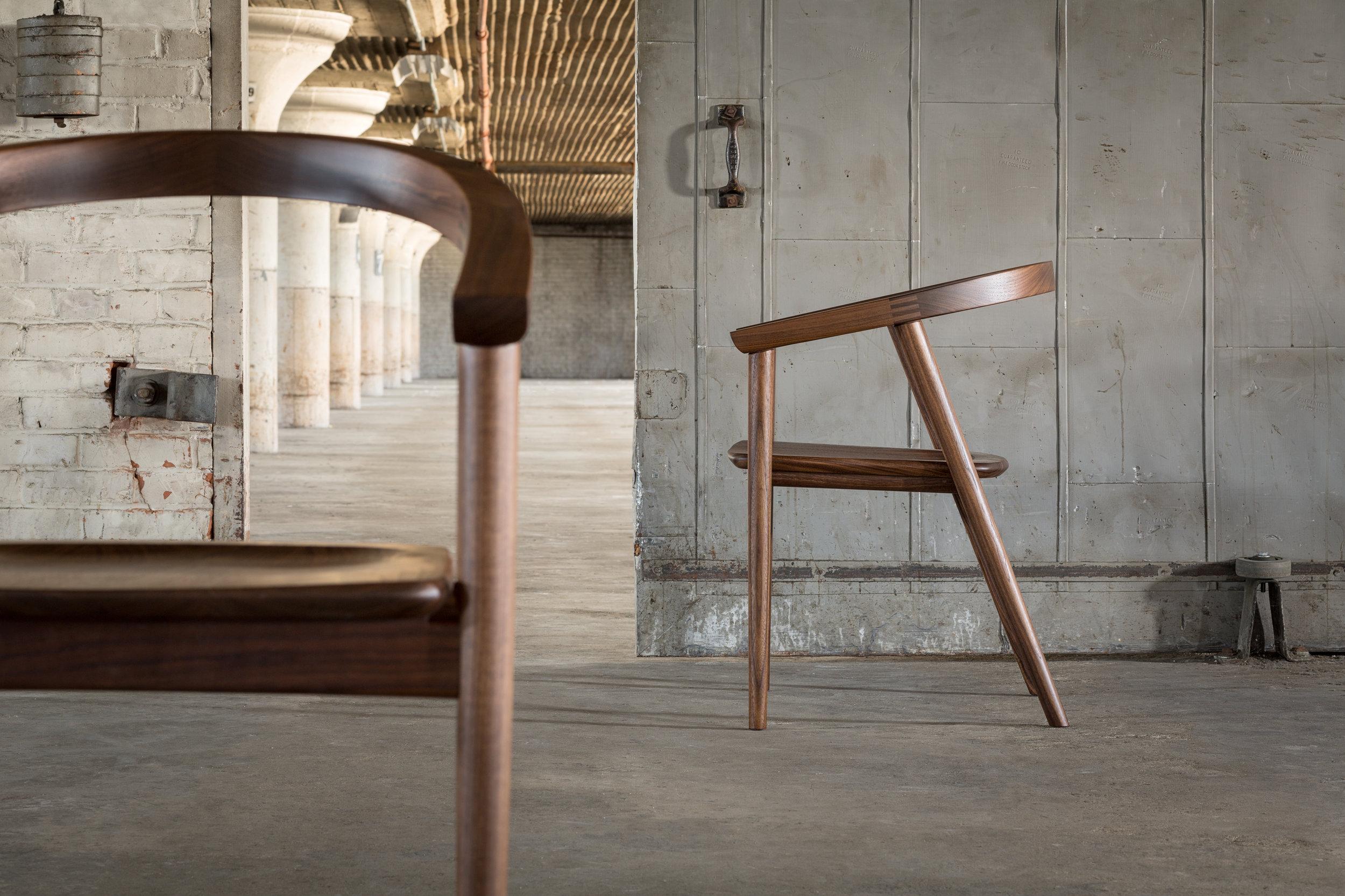 > Cumberland Chair.