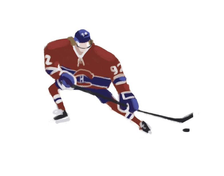 Jonathan Drouin hockey Canadiens Hello Mireille St-Pierre.png