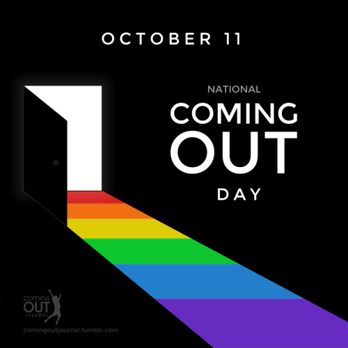 What does National Coming Out Day mean?