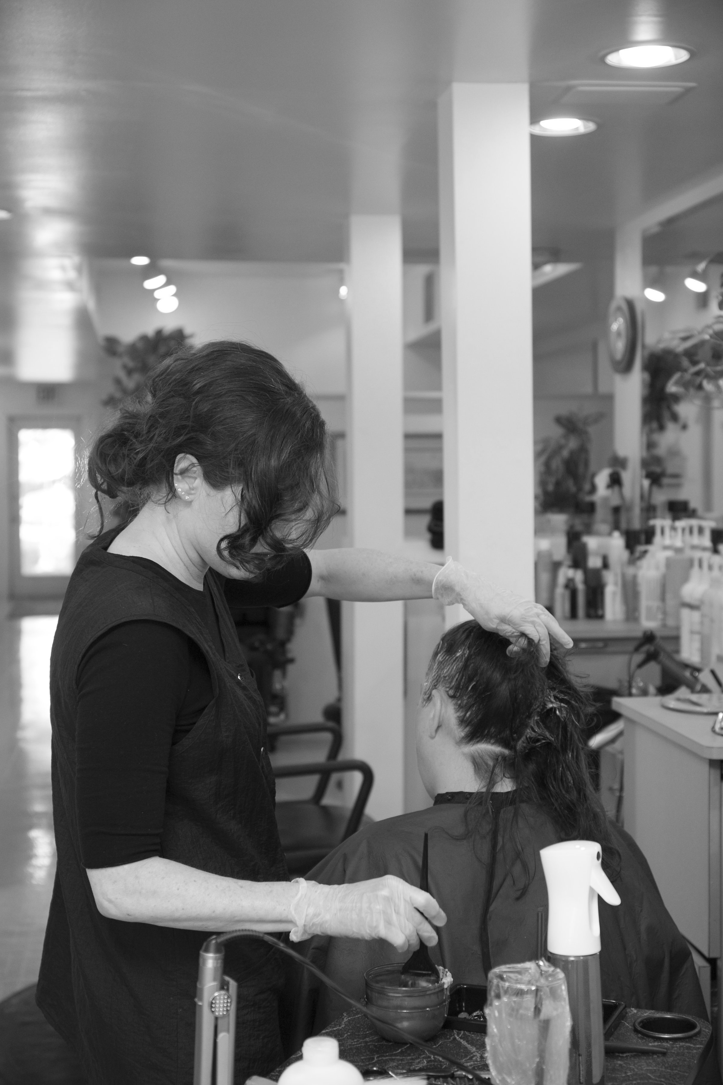 List of salon services - View all of our service offerings