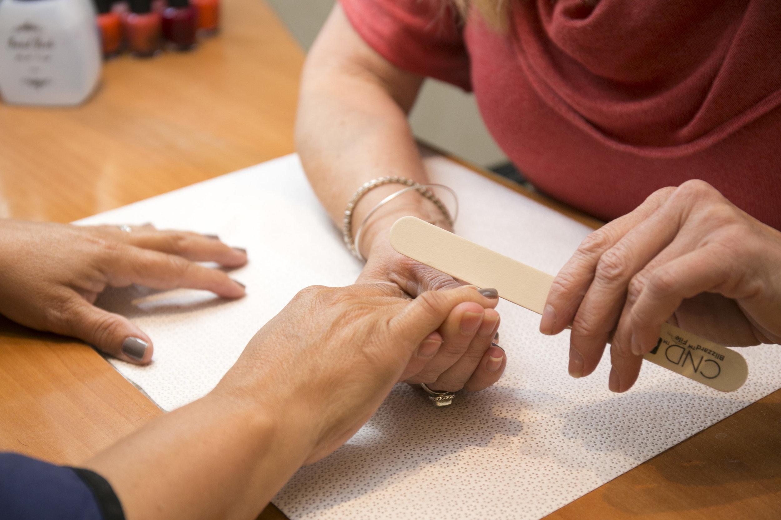 Manicure - Regular, Shellac, Acrylic Set, Acrylic fill-in