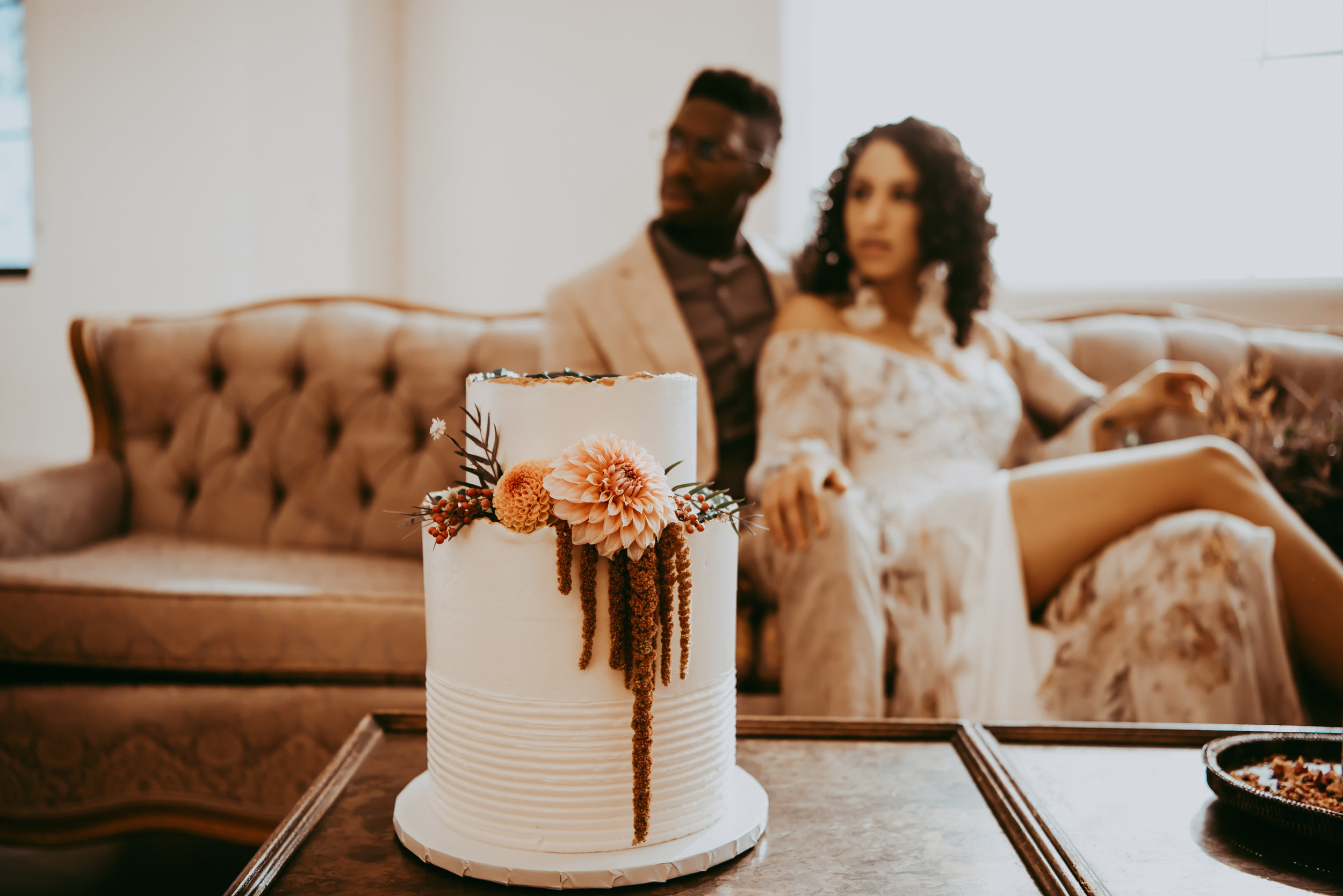 Venue: Block 41 Seattle  Coordination: Rock & Stone Weddings with Rock & Stone Collective  Photography: JamieY Photography
