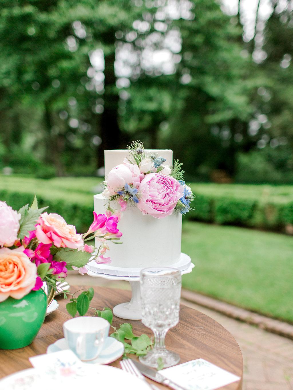 Venue: Lakewold Gardens  Coordination: Celebrate with Caroline  Photography: A & H Photo Co.