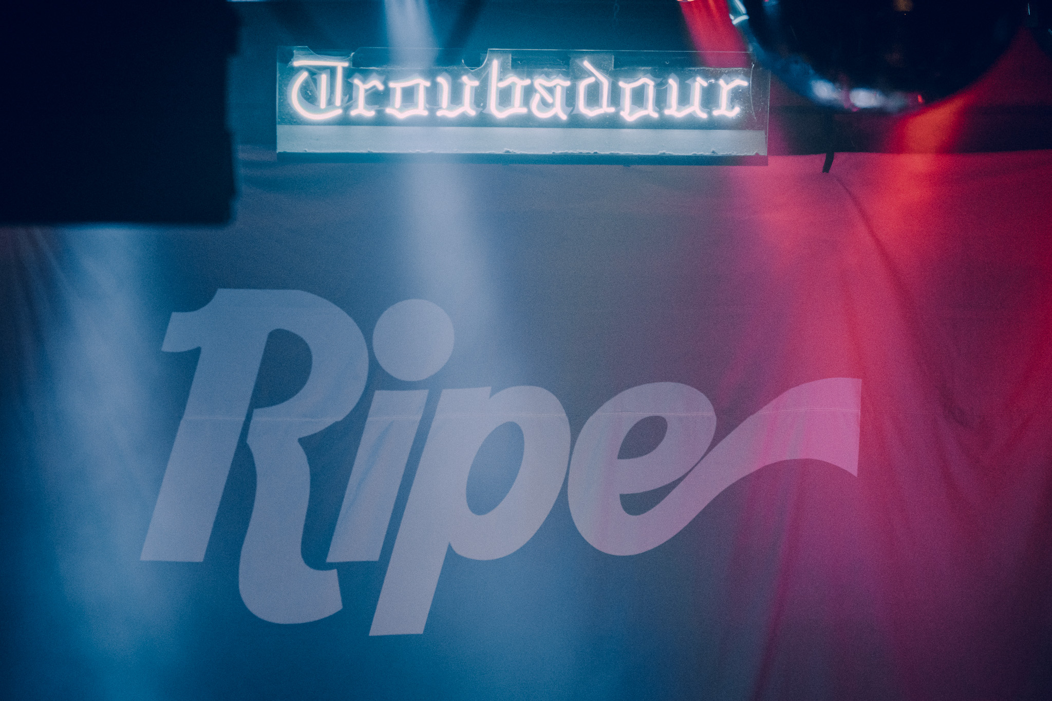 Ripe at The TroubadourLos Angeles, CA | March 2019 -