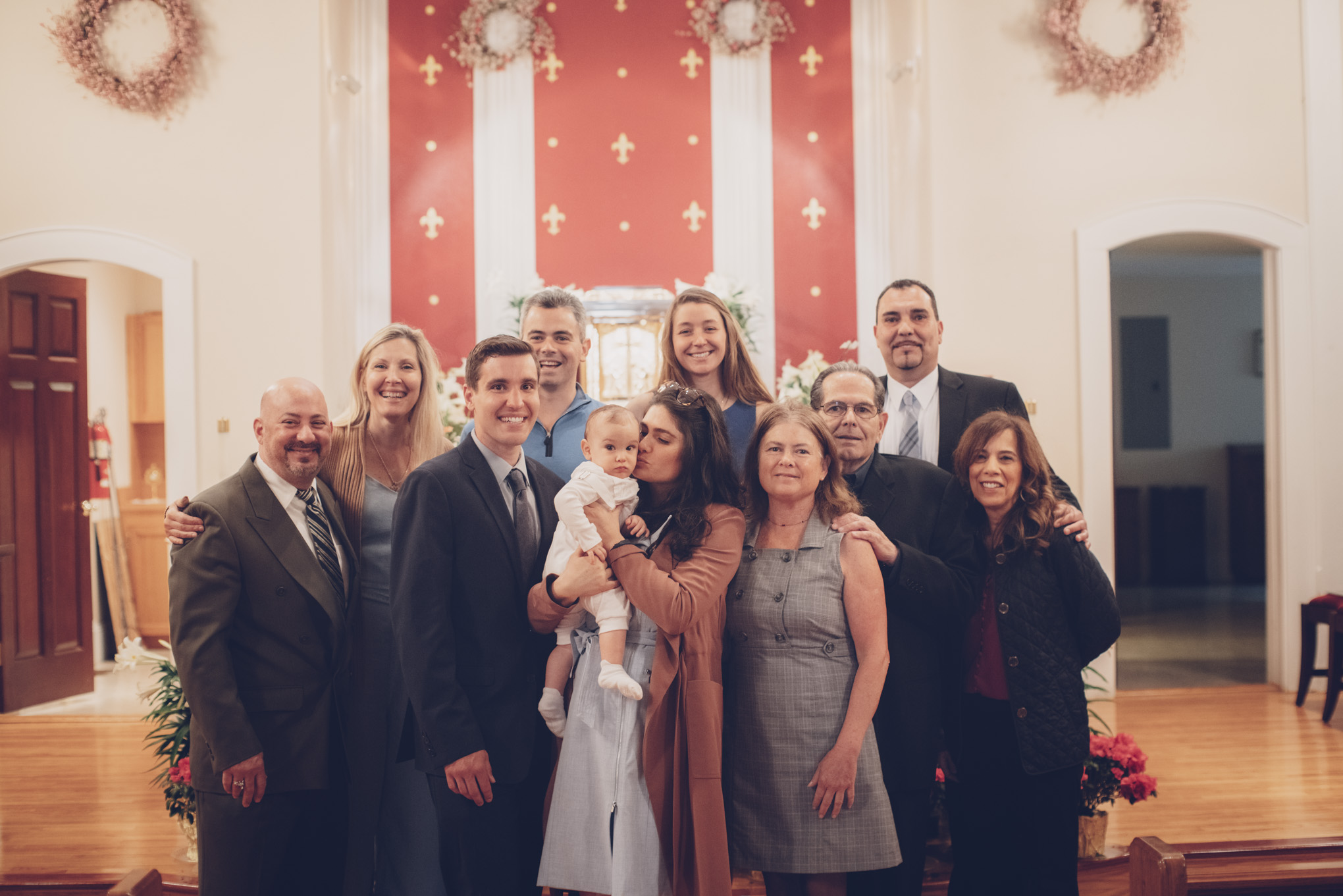 Baby Lou BaptismKatonah, NY | April 2019 -
