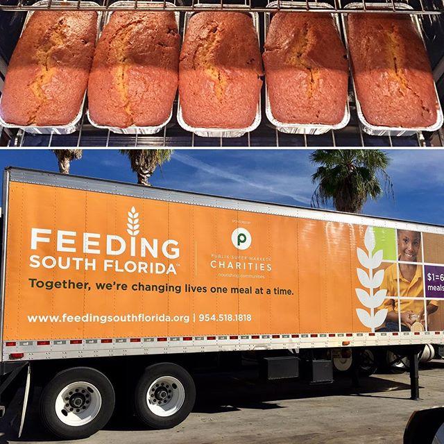 #feedingpassionwithpurpose #feedingsouthflorida #bakesomegood #feelgoodfoods