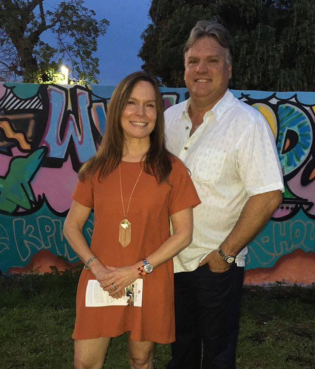 Fun date night in Wynwood with Slow Food Miami 😋#slowfoodmiami