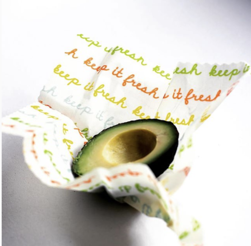 Vegan Food Wraps Has Launched Beeswax Wraps Plastic